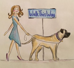 Employment Application - Professional Dog Walking and Pet Sitting in